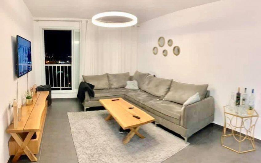 דירה 3 חדרים משופצת + מעלית בשכונת בן גוריון למכירה