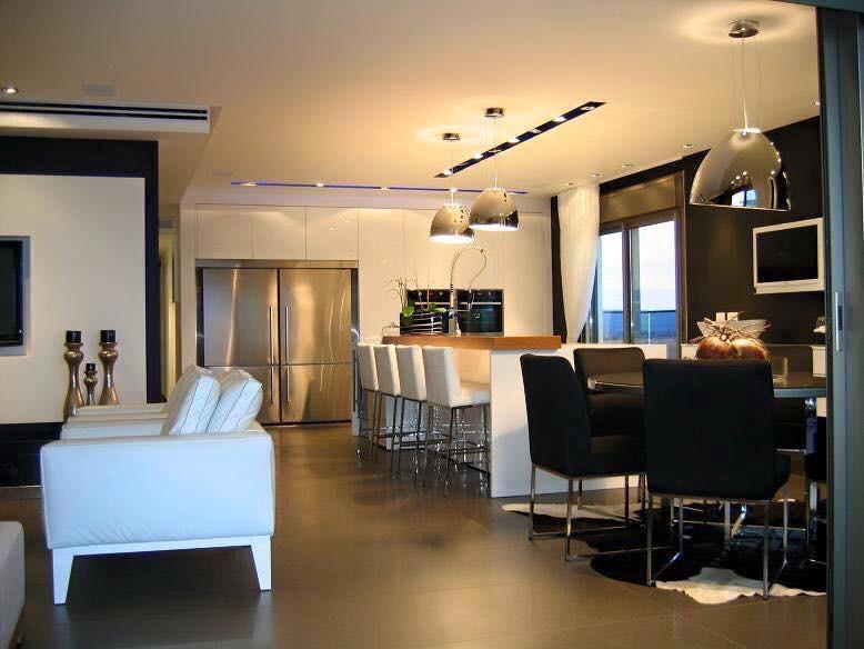 פנטהאוז 6 חדרים מפואר במגדלי חנקין למכירה