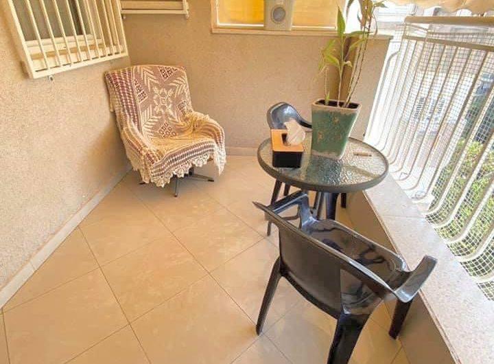 למכירה 4 חדרים + מרפסת שמש וממד בשכונת בן גוריון חולון